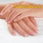 تقویت ناخن های شکننده ,ناخن زیبا و محکم