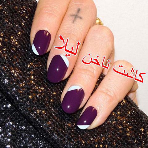 خدمات ناخن شرق تهران ,کاشت ناخن ژل کاشت ناخن پودری تهران -گریم ناخن با سنگ های زینتی - طراحی شکری ناخن
