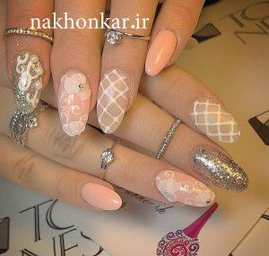 # nailart # naildesign # acrylicnail # karajnail # karaj# کاشت ناخن کرج# nailpolish # nail# ژلیش #ناخن#کاشت # طراحی_ناخن # طراحی # مانیکور # تخفیف کاشت ناخن یلدا مبارک🤗🤗😄😄 😄😄