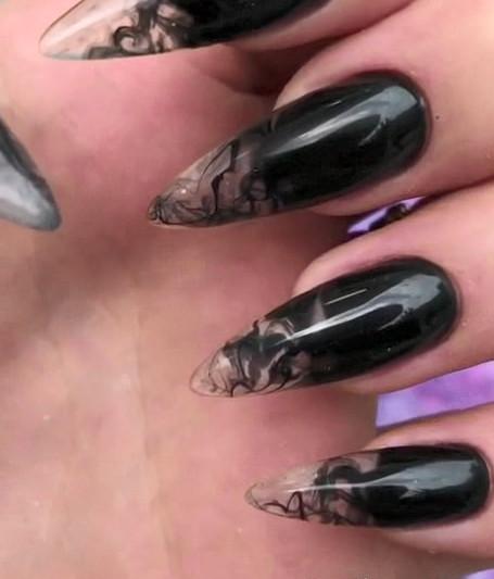 آموزش کاشت ناخن ژل با فرمر و شیشه ای